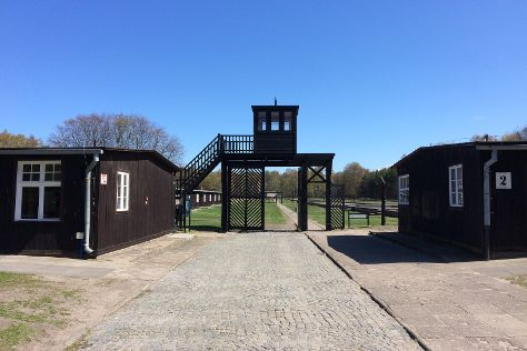 Stutthof Concentration Camp, Sztutowo, Poland
