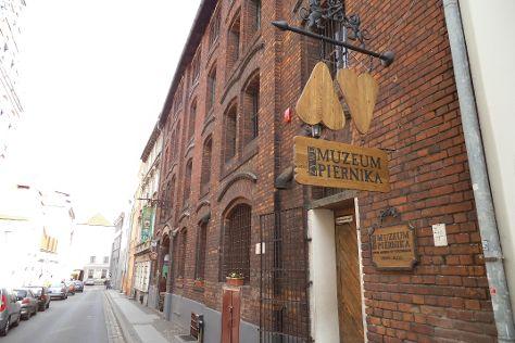 Żywe Muzeum Piernika, Torun, Poland
