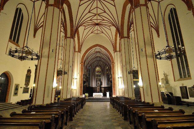 Archcathedral Basilica of St. John the Baptist, Warsaw, Poland