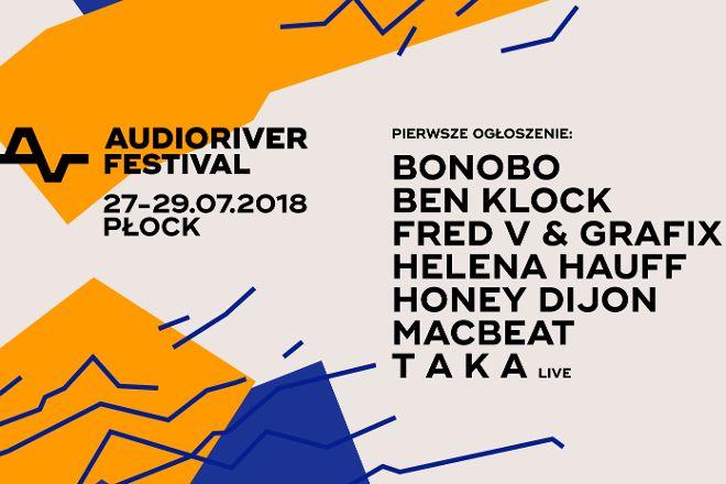 Audioriver, Plock, Poland