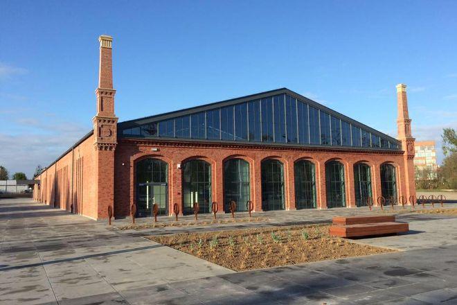 Centrum Historii Zajezdnia, Wroclaw, Poland