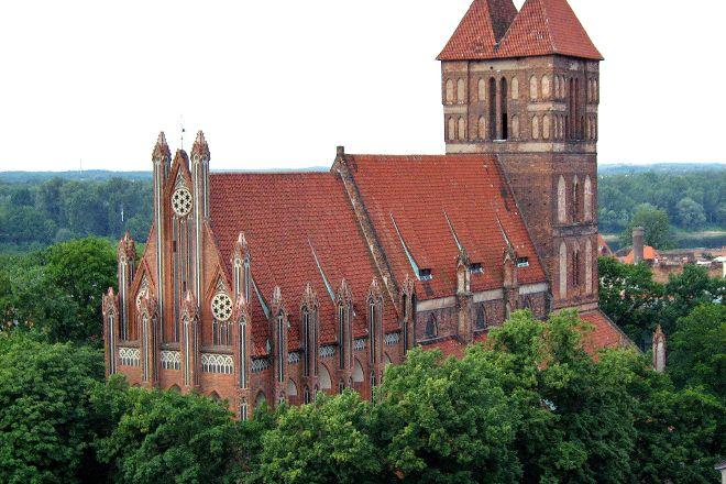 Church of St. Jacob, Torun, Poland