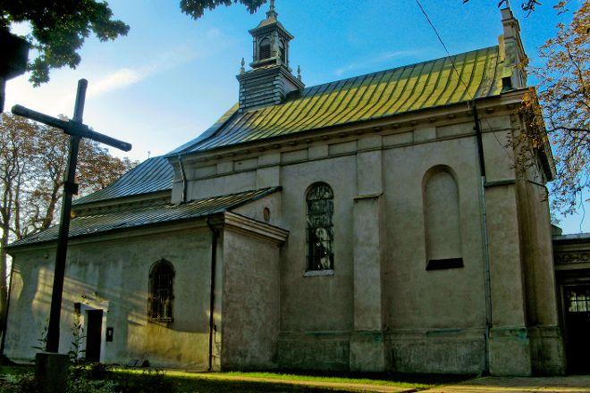 Church of St. Michael, Lublin, Poland