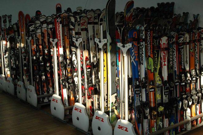 Debowiec Ski, Bielsko-Biala, Poland