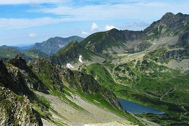 Dolina Pieciu Stawow Polskich, Tatra National Park, Poland