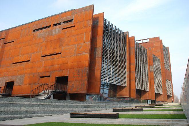Europejskie Centrum SolidarnoSci, Gdansk, Poland