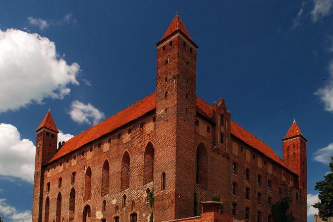 Gniew Castle, Gniew, Poland