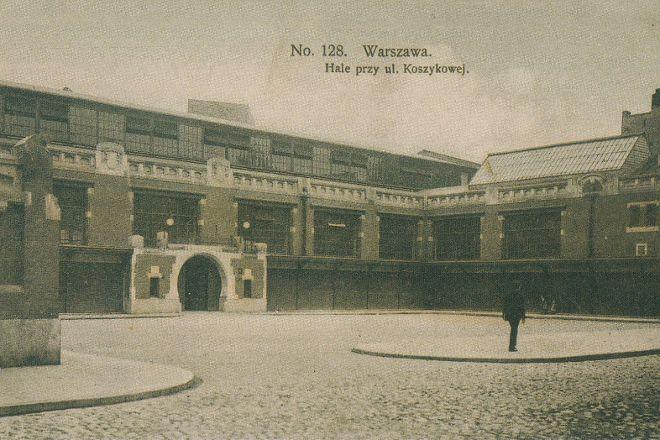 Hala Koszyki, Warsaw, Poland