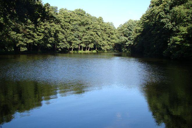 Lagiewniki Park, Lodz, Poland