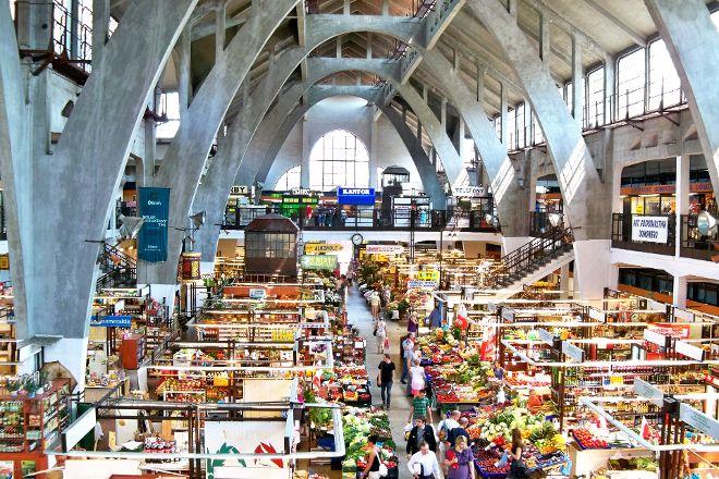 Market Hall (Hala Targowa), Wroclaw, Poland