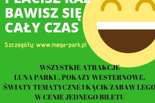Mega Park, Grudziadz, Poland