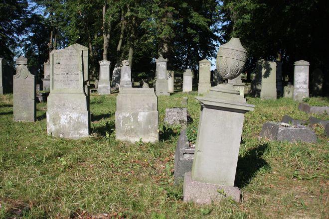 Mennonite Cemetery, Malbork, Poland