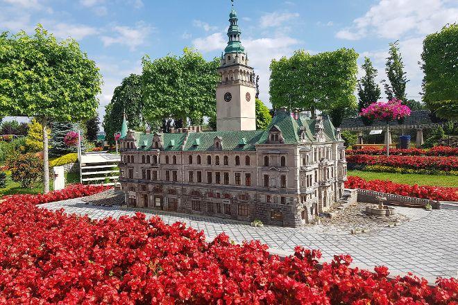 Minieuroland - Miniature Theme Park, Klodzko, Poland