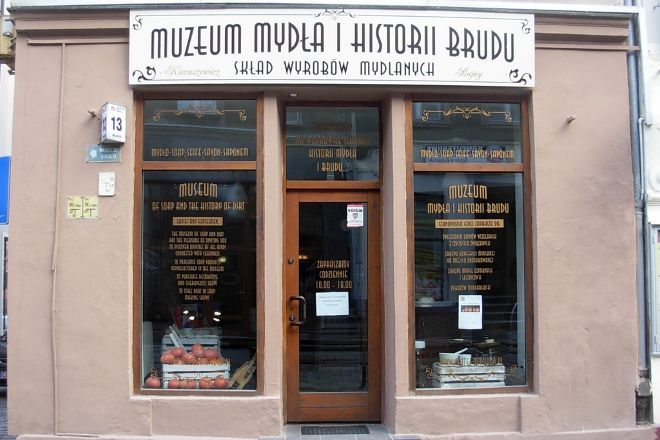 Museum of Soap and History of Dirt, Bydgoszcz, Poland
