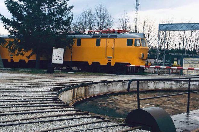 Muzeum Kolejnictwa na Slasku, Jaworzyna Slaska, Poland