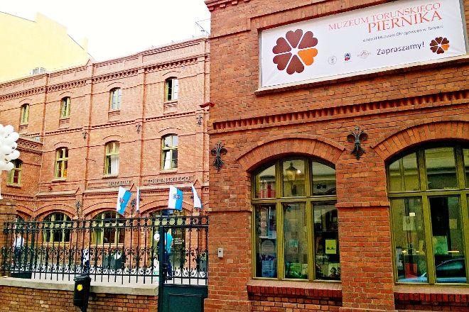 Muzeum Toruńskiego Piernika, Torun, Poland
