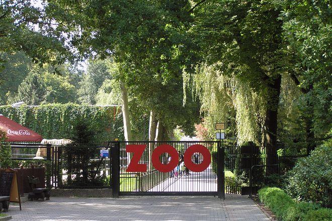 Ogrod Zoologiczny w Krakowie, Krakow, Poland