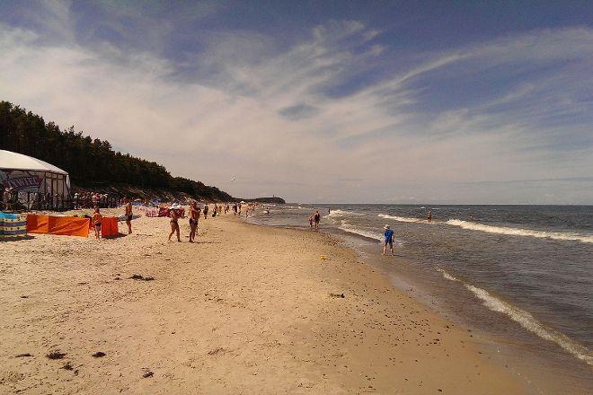 Pogorzelica Beach, Pogorzelica, Poland