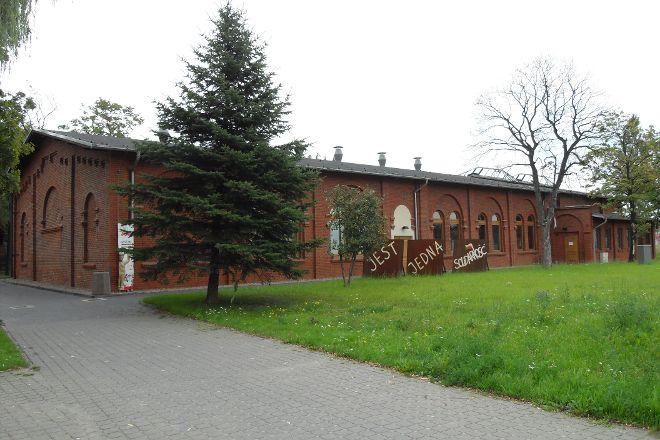 Sala BHP, Gdansk, Poland