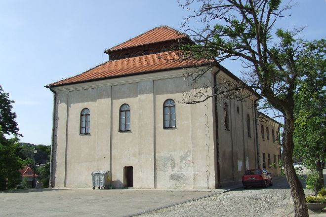 Sandomierz Synagogue, Sandomierz, Poland