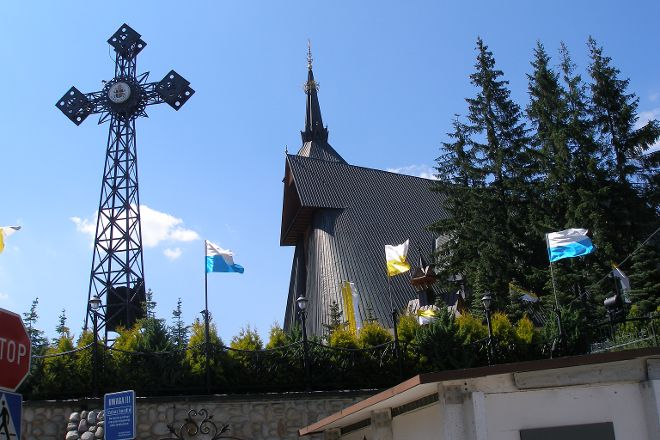 Shrine of Our Lady of Fatima, Zakopane, Poland