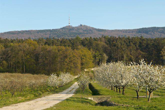 Sleza Mountain, Sobotka, Poland