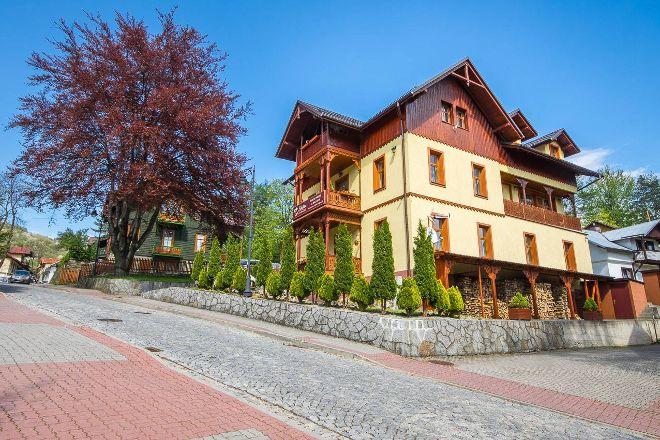 Sokolica, Szczawnica, Poland
