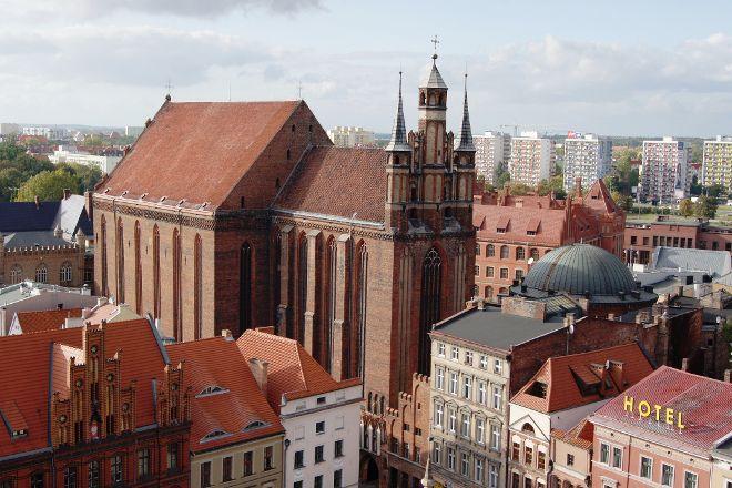 St. Mary's Church, Torun, Poland