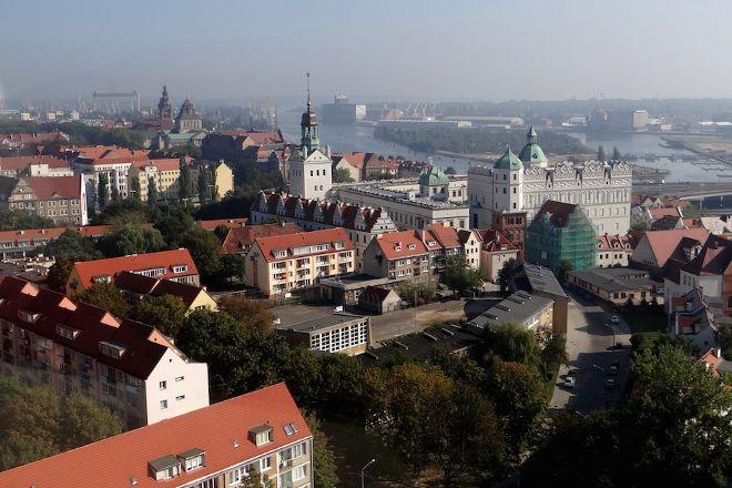 Stare Miasto, Szczecin, Poland