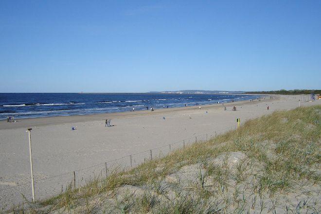 Swinoujscie Beach, Swinoujscie, Poland