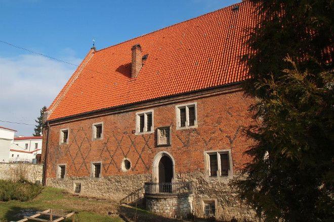 The House of John Dlugosz, Sandomierz, Poland