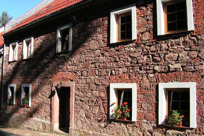 Twierdza Srebrna Góra, Srebrna Gora, Poland