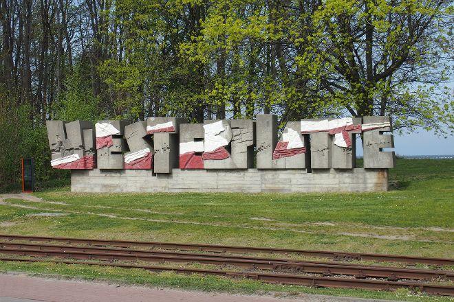 Westerplatte, Gdansk, Poland