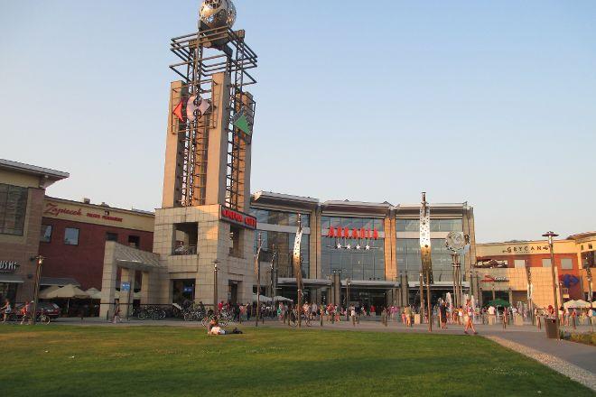 Westfield Arkadia Shopping Mall, Warsaw, Poland