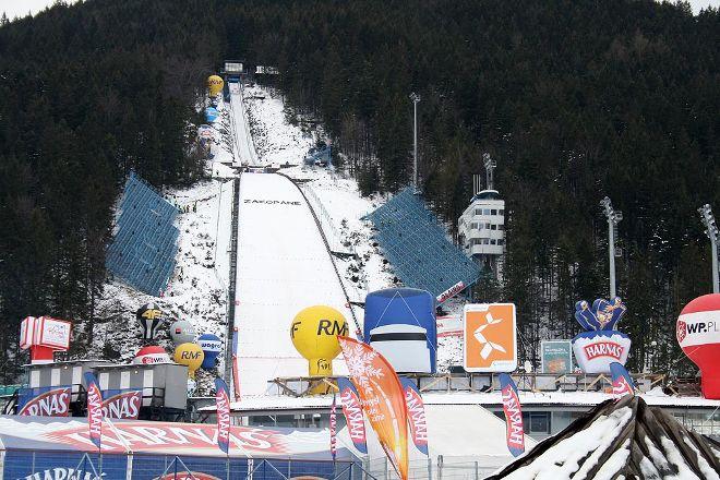 Wielka Krokiew - Ski Jumping Hill, Zakopane, Poland