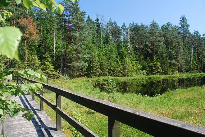 Wigry National Park, Suwalki, Poland