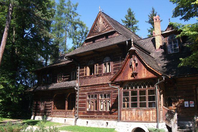 Willa Koliba - Zakopane Style Museum, Zakopane, Poland