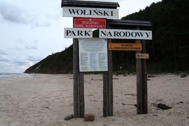 Wolin National Park, Miedzyzdroje, Poland