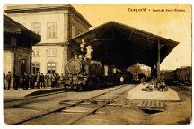Campanha Railway Station, Porto, Portugal