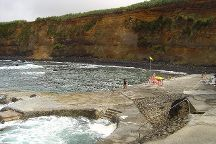 Escaleiras Beach, Praia da Vitoria, Portugal