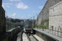 Funicular dos Guindais, Porto, Portugal