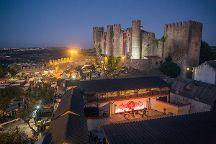 Grande Mercado Medieval de Obidos, Obidos, Portugal
