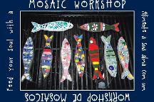 Lisbon Mosaic Studio, Lisbon, Portugal