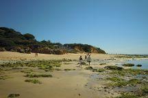 Praia da Oura, Albufeira, Portugal