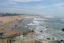 Praia de Miramar, Arcozelo, Portugal