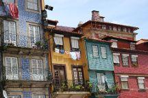 Ribeira Square, Porto, Portugal