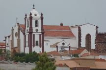 Silves Cathedral, Silves, Portugal