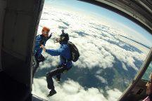 Skydive Portugal, Evora, Portugal