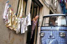 The Tuk Tuk Driver, Lisbon, Portugal