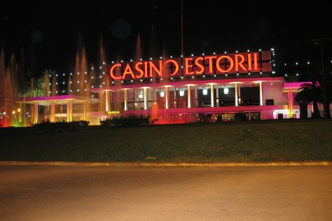 Casino Estoril, Estoril, Portugal